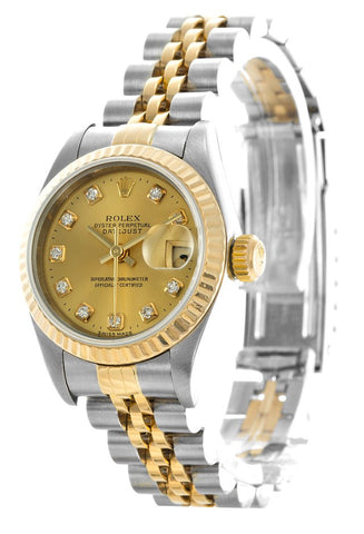Rolex Datejust Lady model 79173 - Boutique Watch Shop