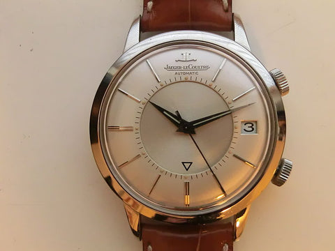Jaeger LeCoultre Memovox - Boutique Watch Shop