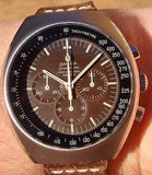 Omega Speedmaster Mk 2 - Tropical Brown Dial - Boutique Watch Shop