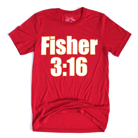 Fisher 3:16