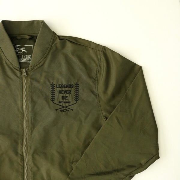 Legends Bomber Jacket
