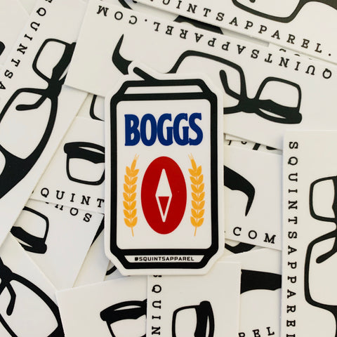 Boggs Airways Sticker