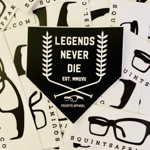 Legends Sticker