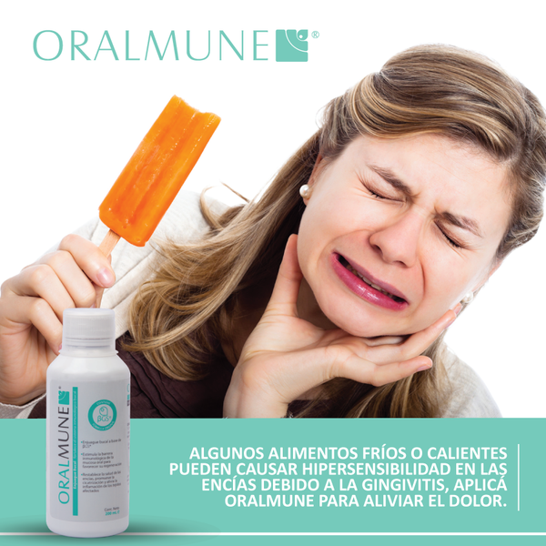Oralmune -Enjuague Bucal-
