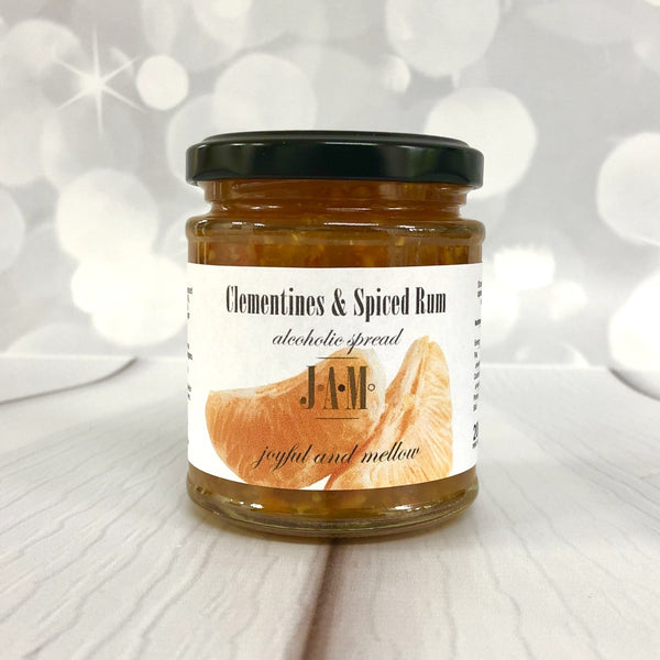 Clemtines and Spiced Rum Marmalade