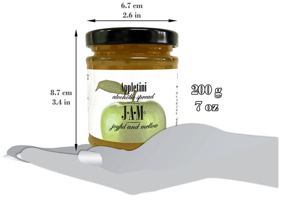 Appletini Alcoholic Spread 200g