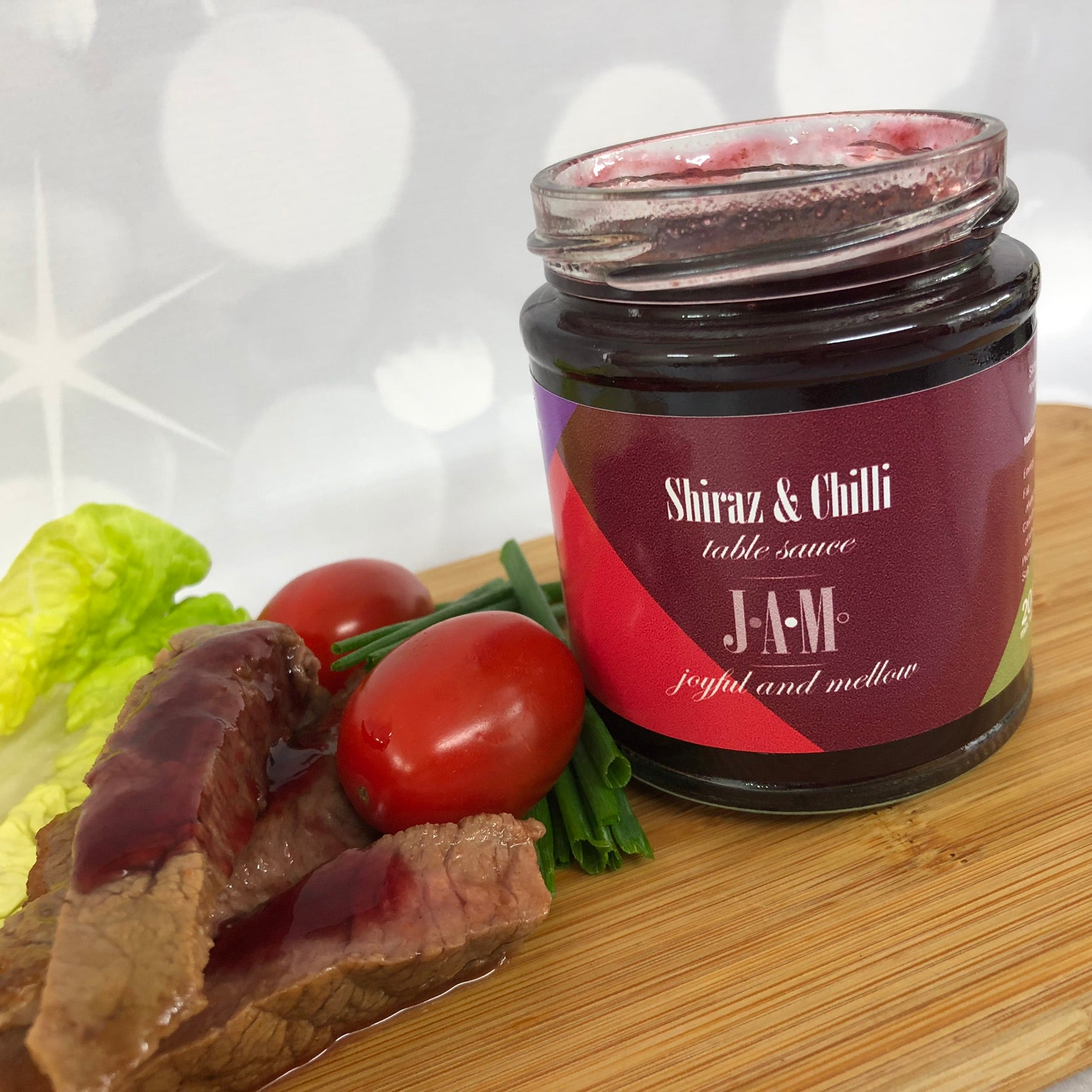 Shiraz & Chilli Table Sauce (200g ~ 7oz)