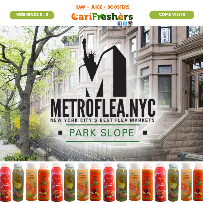 Weekends in Park Slope - Come Visit!