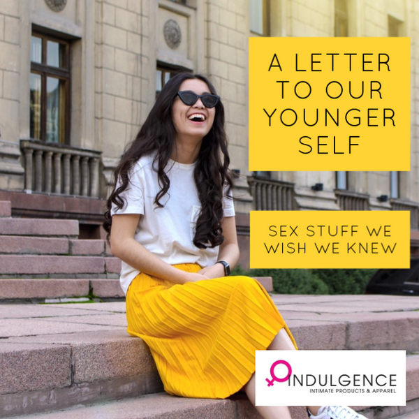 A Letter to Our Younger Selves