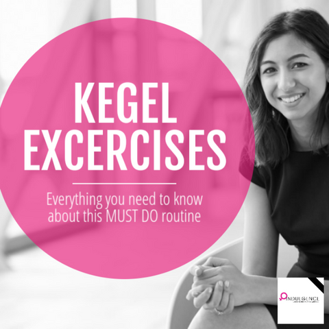 How to do kegel exercises with kegel weights