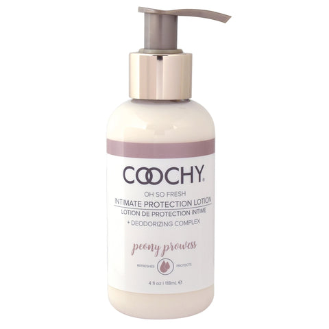 Coochy After Shave Protection Lotion in Peony Prowess