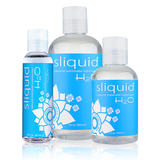 Sliquid H2O Water Based Intimate Lubricant