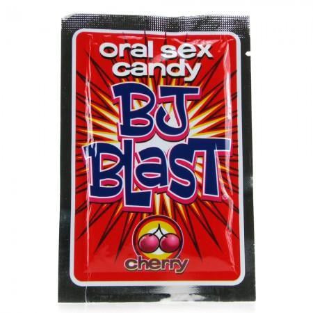 BJ Blast | Cherry Popping Oral Sex Candy