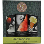 Edible Massage Oil Gift Set - www.indulgencenaughtyshop.com