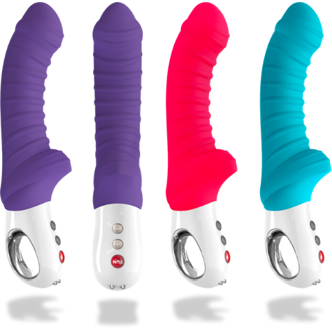 G5 Tiger | Rechargeable Textured Vibrator