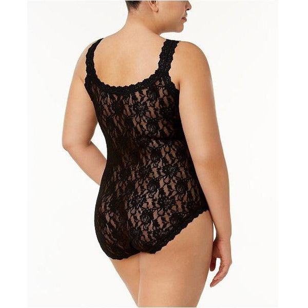 Hanky Panky Signature Lace Plus Size Body Suit