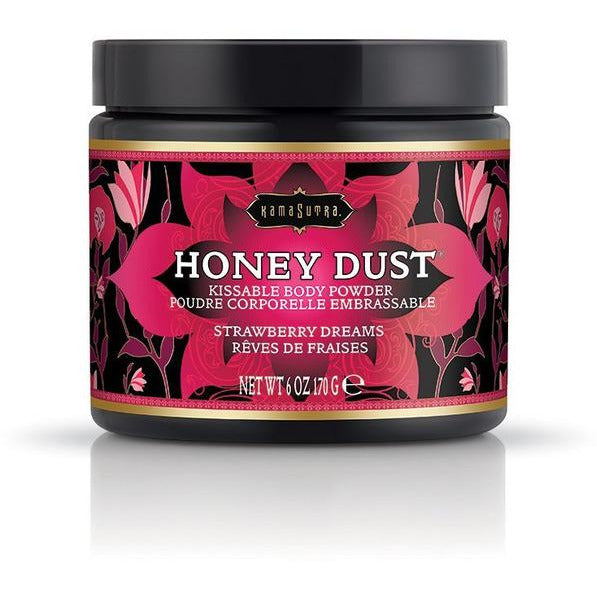 Kama Sutra Honey Dust in Strawberry Dreams