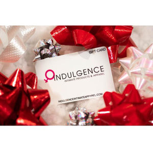 Indulgence Intimate Apparel Gift Card