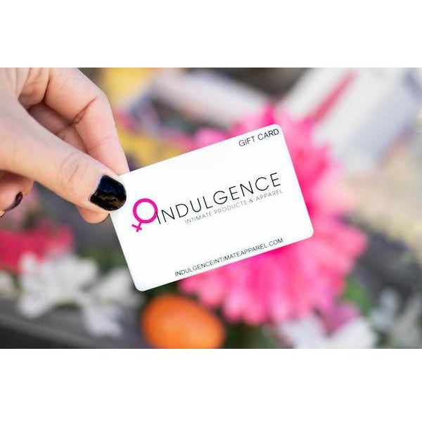 Indulgence E Gift Card