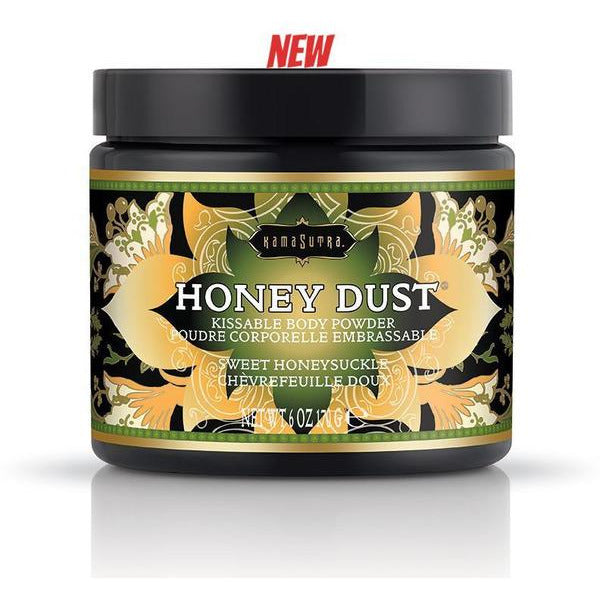 Kama Sutra Honey Dust in Honeysuckle - www.indulgencenaughtyshop.com