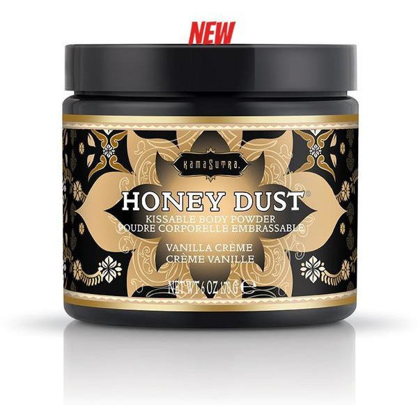Vanilla Creme Honey Dust Body Powder by Kama Sutra