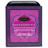 Kama Sutra Weekender Tin in Raspberry Kiss - www.indulgencenaughtyshop.com