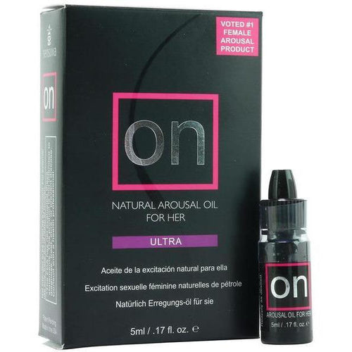 ON Ultra Natural Arousal Oil for Her