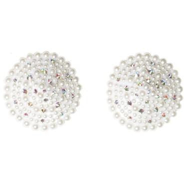 Pearl and Rhinestone Pasties