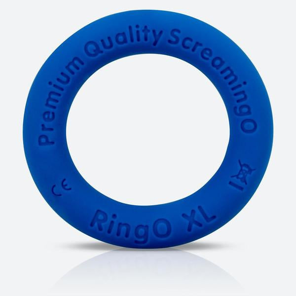 RingO Ritz XL Liquid Silicone C-Ring