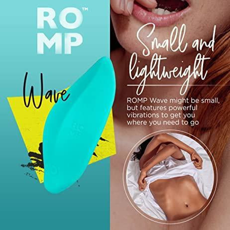 Romp Wave | Lay On Vibrator