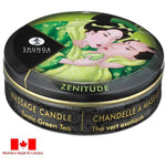 GREEN TEA | EROTIC MASSAGE CANDLE - www.indulgencenaughtyshop.com
