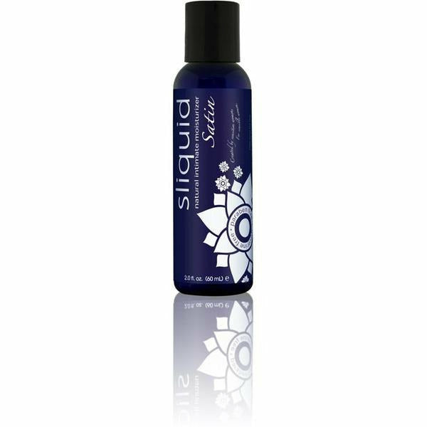 Sliquid Satin Aloe Vera Infused Water Based Lubricant