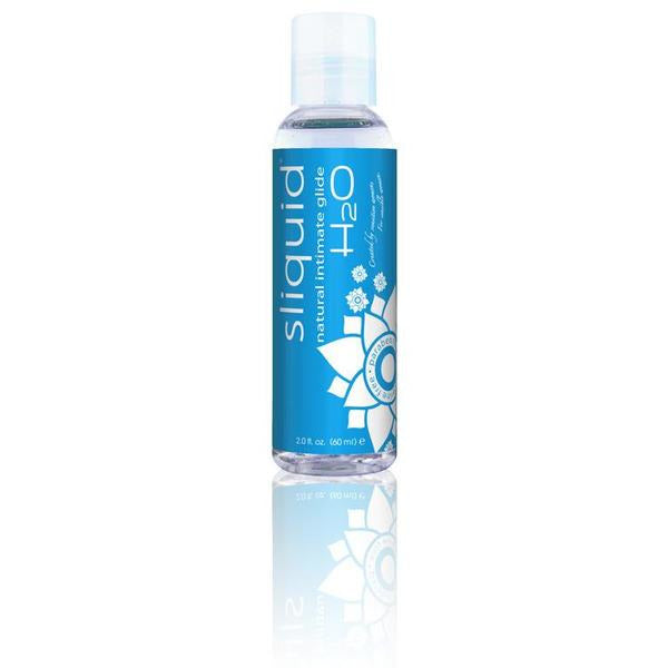 Sliquid H2O Water Based Lubricant