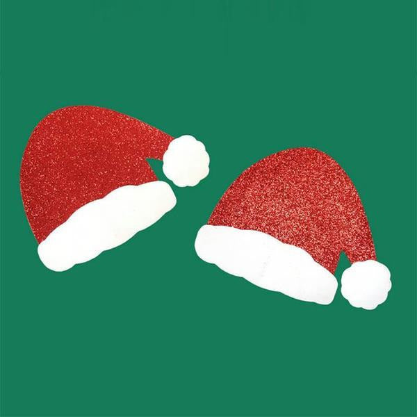 Santa Hat Nipple Pasties