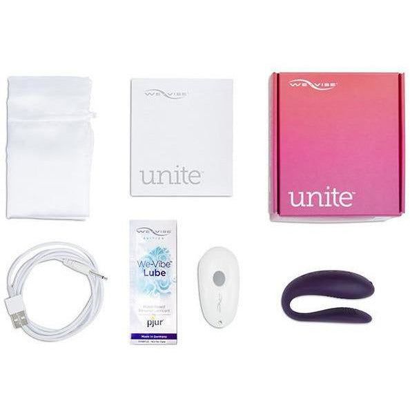 We-Vibe Unite | Couples Vibrator - www.indulgencenaughtyshop.com