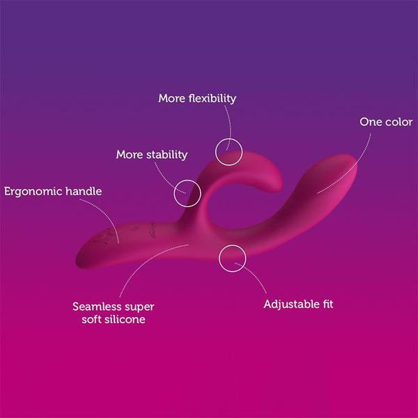 We-Vibe Nova 2 | Dual Stimulation Vibrator - www.indulgencenaughtyshop.com