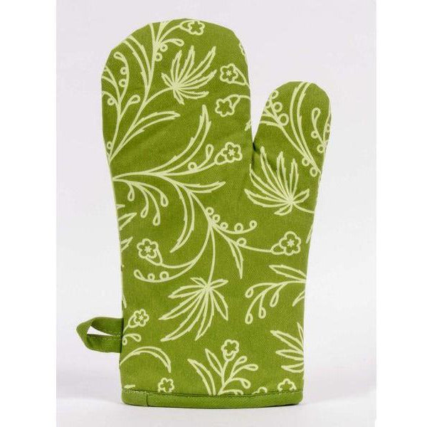 The Food Has Weed In It Oven Mitt - www.indulgencenaughtyshop.com