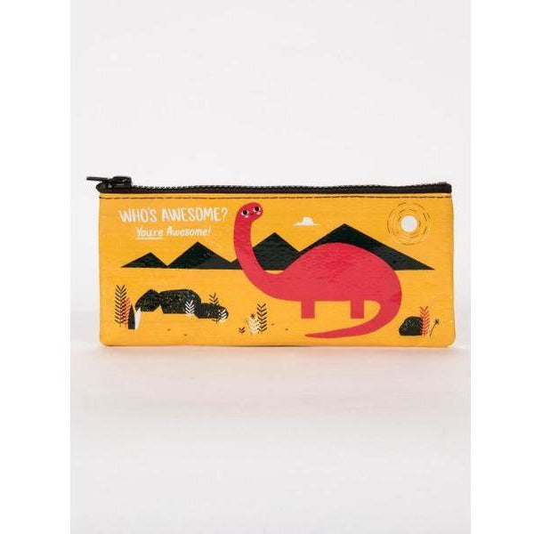 Who's Awesome?  Zipper Pouch