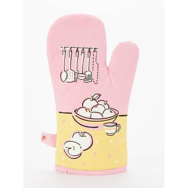 I've Got a Knife Oven Mitt - www.indulgencenaughtyshop.com