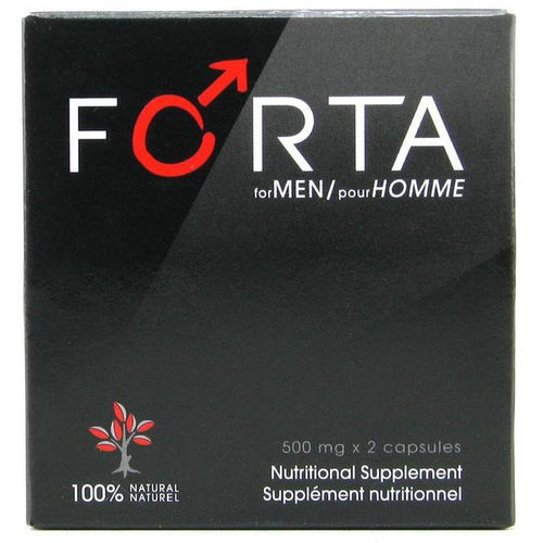 Forta for Men All Natural Stimulant