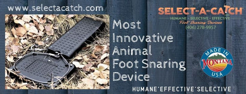 Select A Catch Foot Snare System