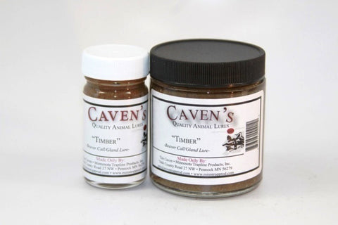 Caven's Lures - Timber - Beaver Castor Lure