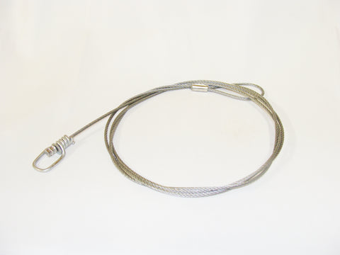 "Extension Cable 1/8"" 5' 7x7"
