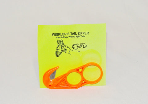 Winklers Tail Zipper