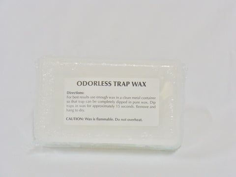 Odourless Trap Wax - White Trap Wax