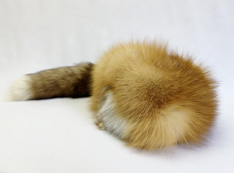 Red Fox Trapper Hat