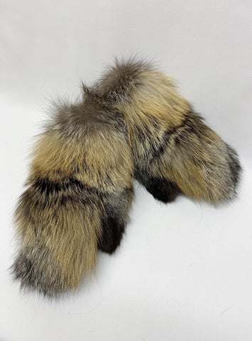 Cross Fox Mitts