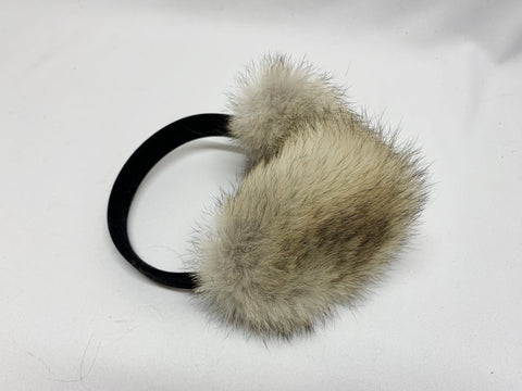 Premium Luxury Collection Earmuffs - Wolf