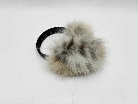Premium Luxury Collection Earmuffs - Bobcat