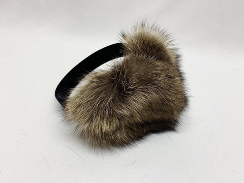 Premium Luxury Collection Earmuffs - Raccoon